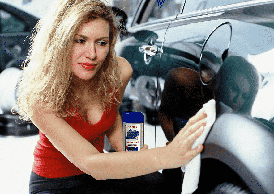 Fahrzeugaufbereitung