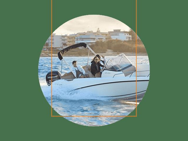 Motorboote mietenin Dormagen